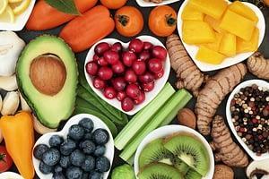 Vitalstoffreiche Ernährung