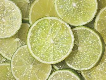 Zitronenwasser am Morgen
